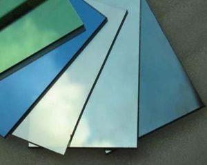 tipos de vidro temperado cores